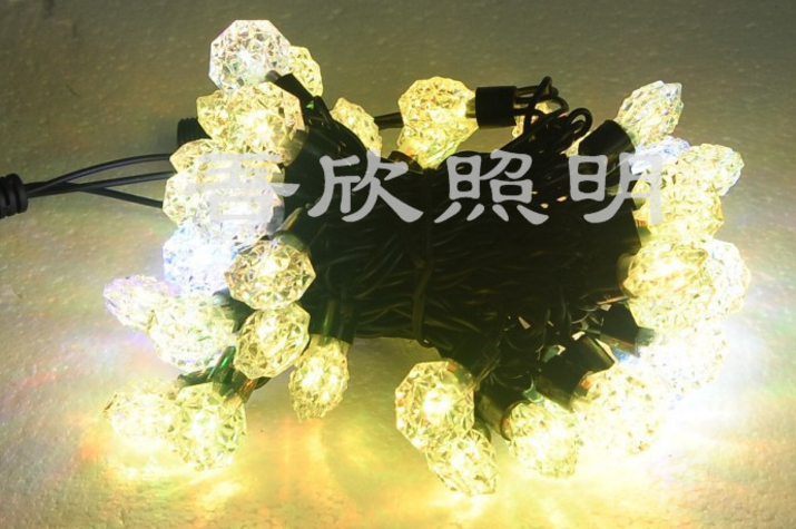 What are the reasons for the failure of the LED decorative color lights