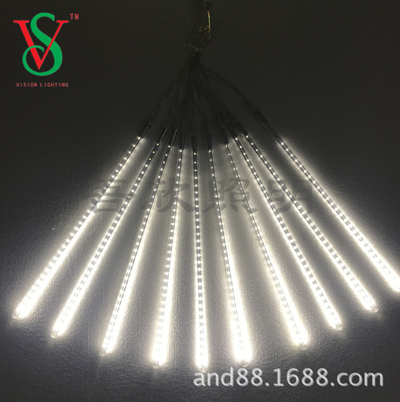 CE approved led starfall lights