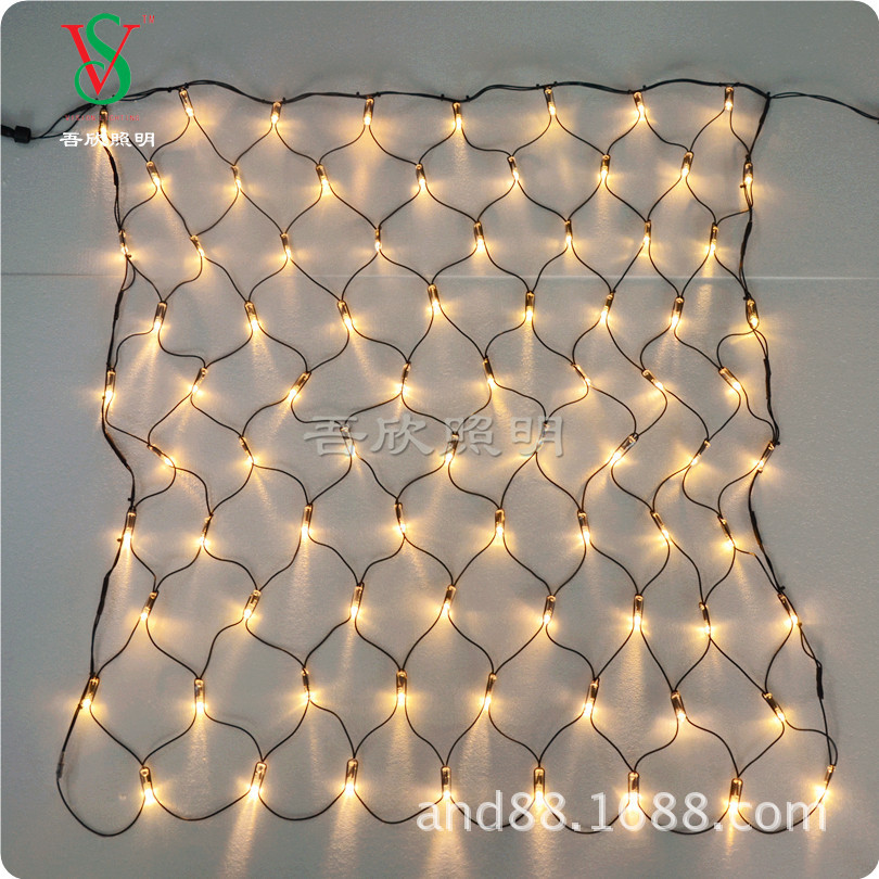 outdoor waterproof led net light