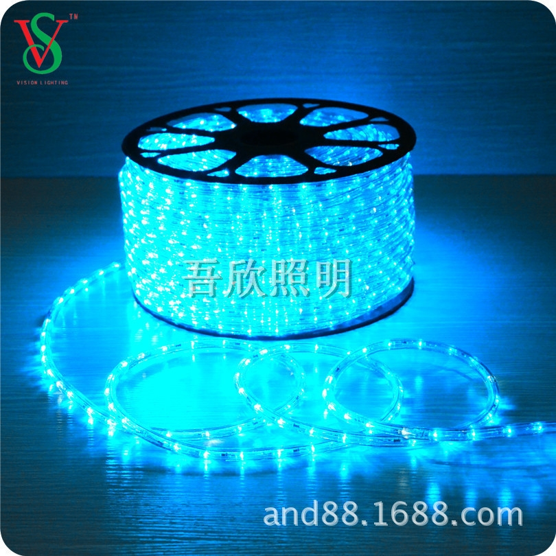 outdoor fairy 10mm led rope light