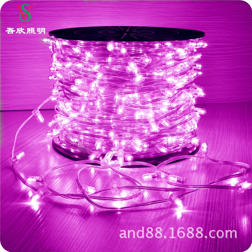 led garland string light