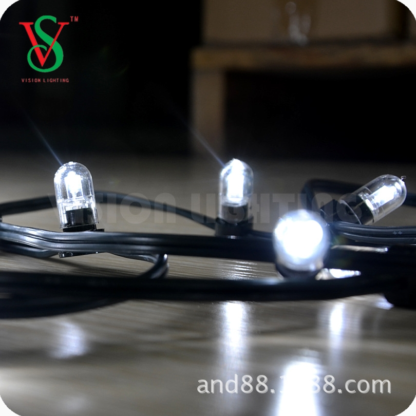 12V tree decoration led clip lights