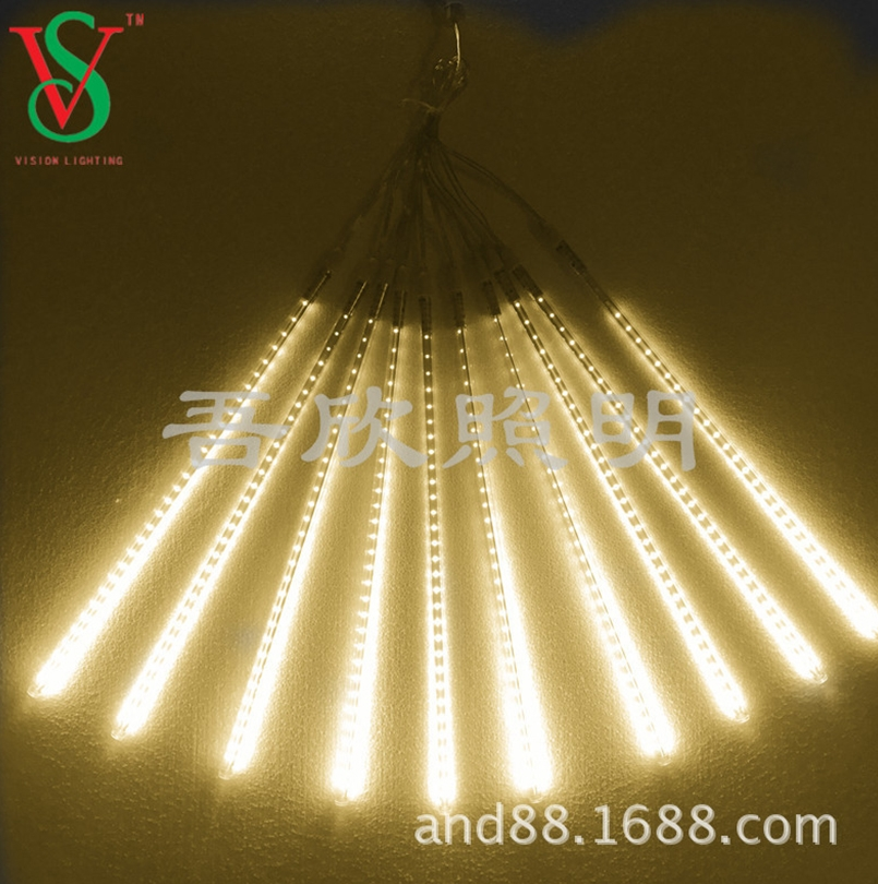 50CM outdoor led starfall light