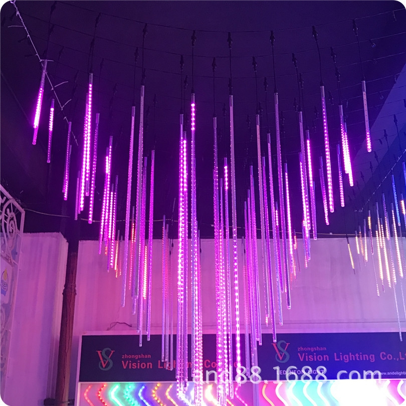manufacturer offering led meteor shower tube light