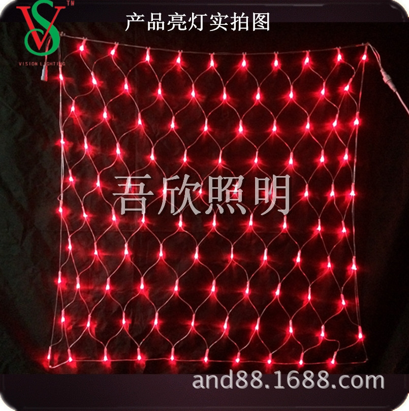 holiday decoration light net light