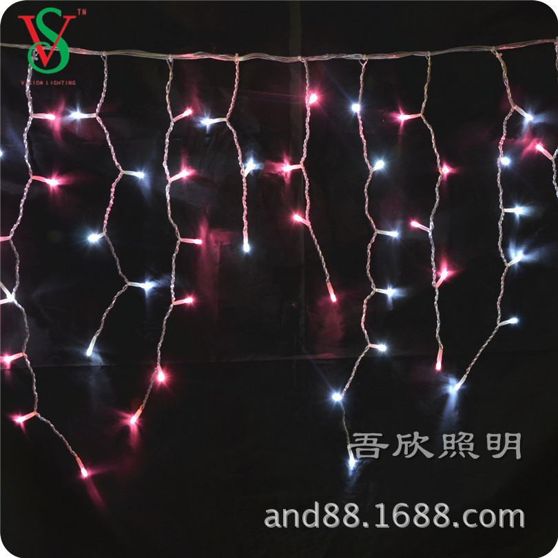 IP44 outdoor or indoor using icicle lights