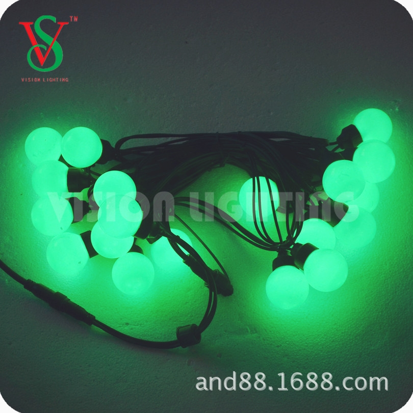 Christmas lights led string ball light holiday lights