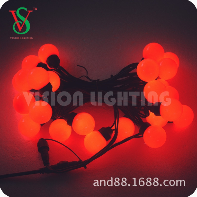 Christmas decorative string light SMD string ball light